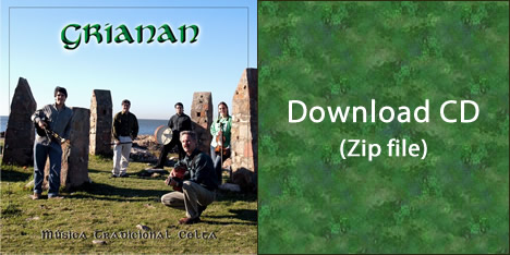 Bajar disco Grianan, download cd grianan